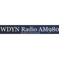 Logo of radio station WDYN