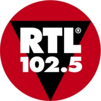 Logo of radio station RTL 102.5