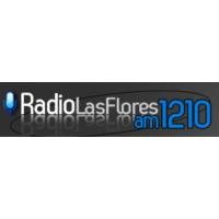 Logo de la radio Las Flores