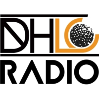Logo of radio station DHLC RADIO