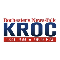 Logo of radio station News Talk 1340 KROC-AM