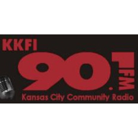 Logo of radio station KKFI 90.0 FM