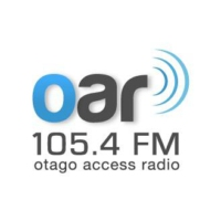 Logo of radio station Otago Access Radio