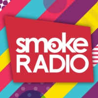 Logo of radio station Smoke Radio