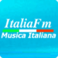 Logo of radio station ItaliaFm