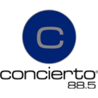 Logo of radio station Concierto