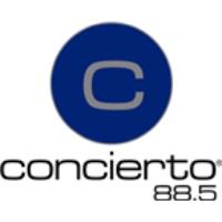 Logo de la radio Concierto