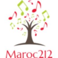 Logo of radio station Radio Maroc 212