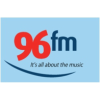 Logo of radio station 96 FM