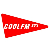 Logo of radio station Cool FM - 90's