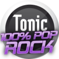 Logo of radio station Tonic Radio 100% Pop Rock