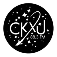 Logo of radio station CKXU 88.3