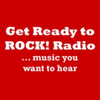 Logo of radio station Get Ready to ROCK! Radio