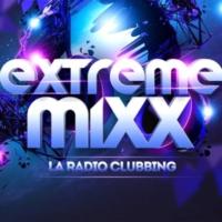 Logo of radio station Extrême-Mixx