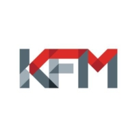 Logo of radio station KFM 94.5