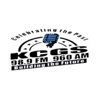 Logo de la radio KCGS-AM