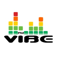 Logo of radio station VIBEFM RADIO