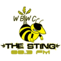 Logo of radio station WBWC 88.3 FM