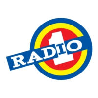 Logo of radio station Radio 1 Bucaramanga