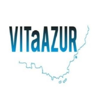 Logo of radio station VITaAZUR