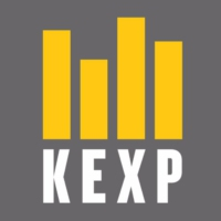Logo of radio station KEXP 90.3 FM