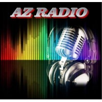 Logo of radio station AZ Radio