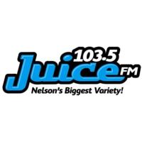 Logo de la radio 103.5 Juice FM