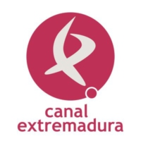Logo of radio station Canal Extremadura Radio