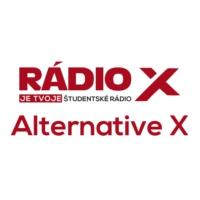 Logo de la radio Rádio X - Alternative X
