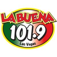 Logo de la radio KWID La Buena 101.9