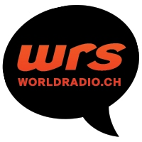 Logo of radio station WRS World Radio Switzerland