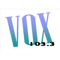 Logo of radio station Vox 103,3