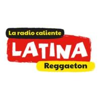 Logo de la radio Latina Reggaeton