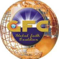 Logo of radio station Global Faith Coalition Radio