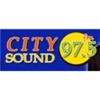 Logo of radio station CitySound FM