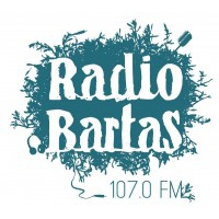 Logo of radio station Radio Bartas