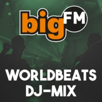 Logo of radio station bigFM - Worldbeat