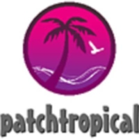 Logo of radio station patch-tropical
