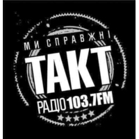 Logo of radio station радіо ТАКТ