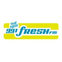 Logo de la radio CJGV Fresh FM 99.1