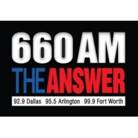 Logo of radio station KSKY 660 AM The Answer