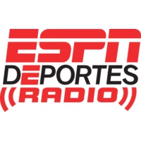 Logo of radio station KWKW ESPN Deportes 1330