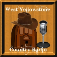 Logo de la radio West Yellowstone Country Radio