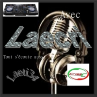 Logo of radio station laecri