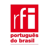 Logo of radio station RFI Brasil