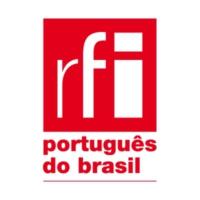 Logo de la radio RFI Brasil