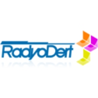 Logo of radio station RadyoDert