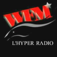 """Logo de la radio WFM """"L'HYPER RADIO"""""""