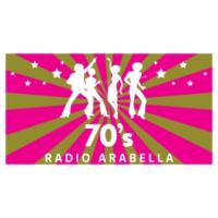 Logo of radio station Arabella 70er