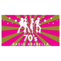 Logo of radio station Arabella 70er